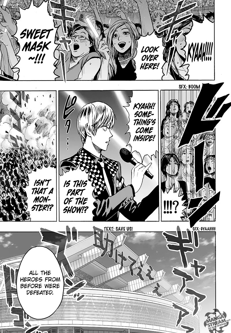 One Punch Man, Chapter Onepunch-Man 66 image 014