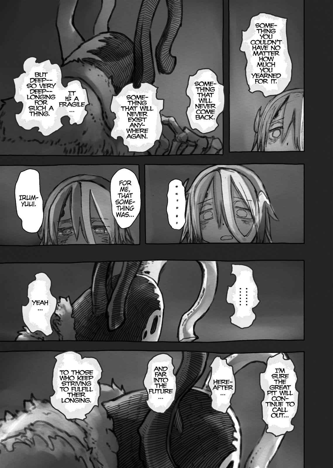 Made In Abyss, Chapter Hello,Abyss 51 image 035