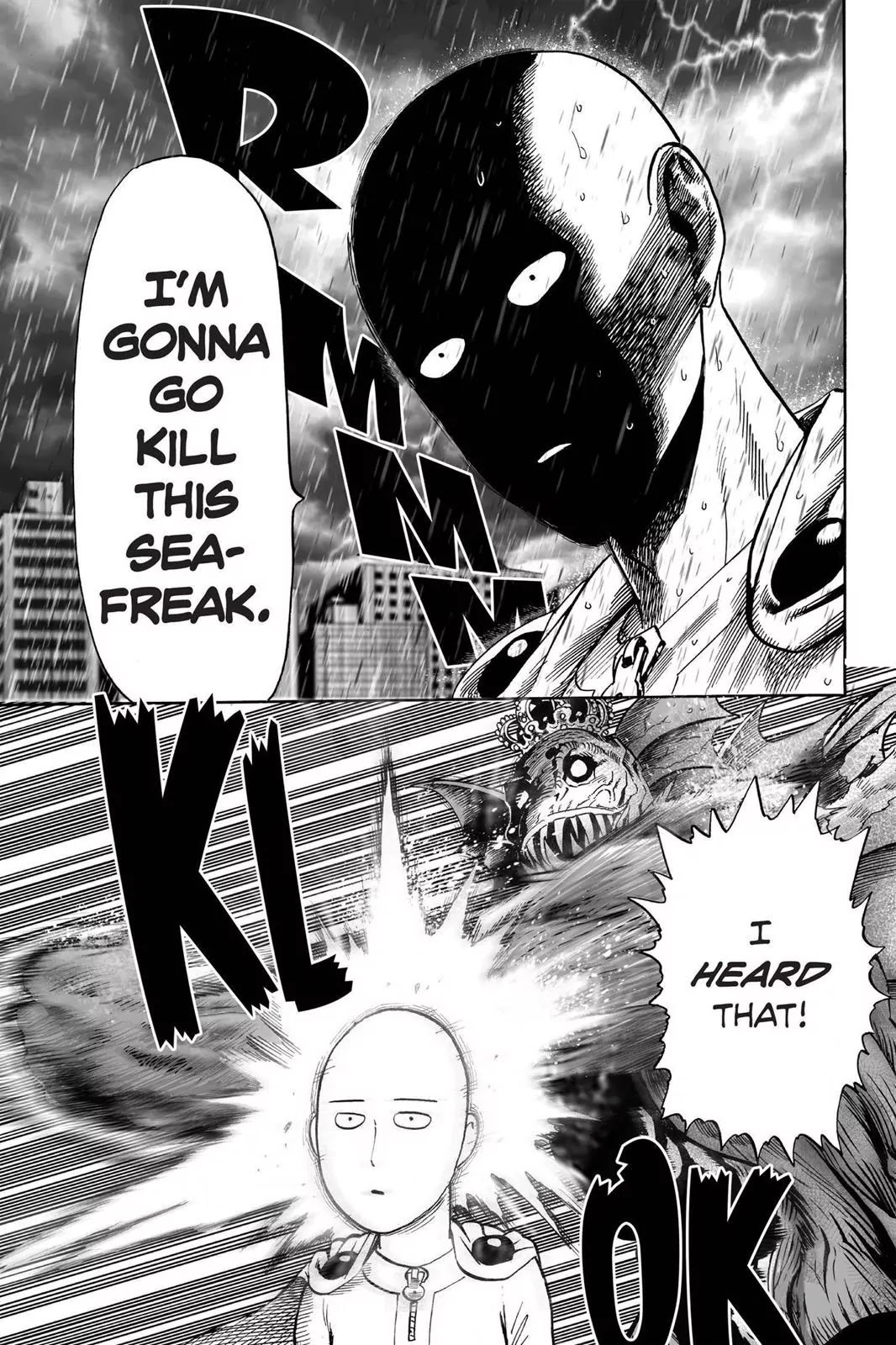 One Punch Man, Chapter Onepunch-Man 27 image 028