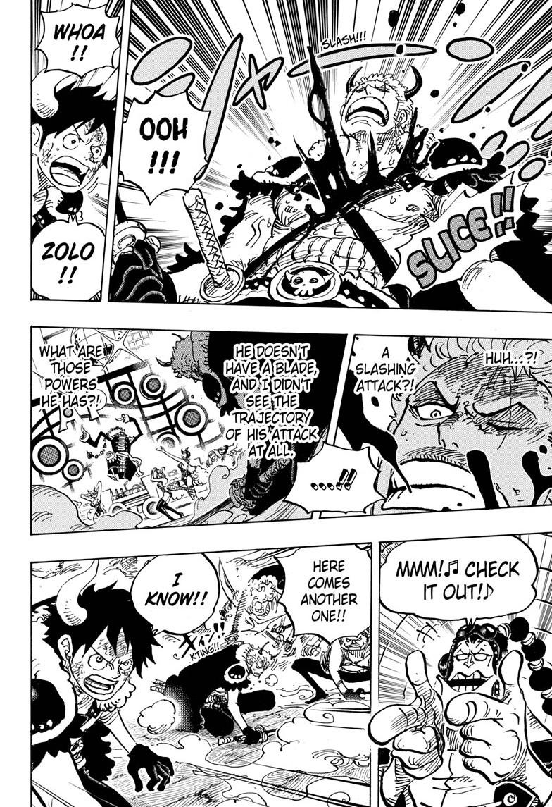 One Piece, Chapter 980 image 012