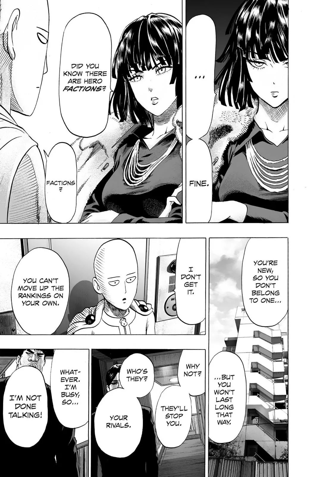 One Punch Man, Chapter Onepunch-Man 42 image 016