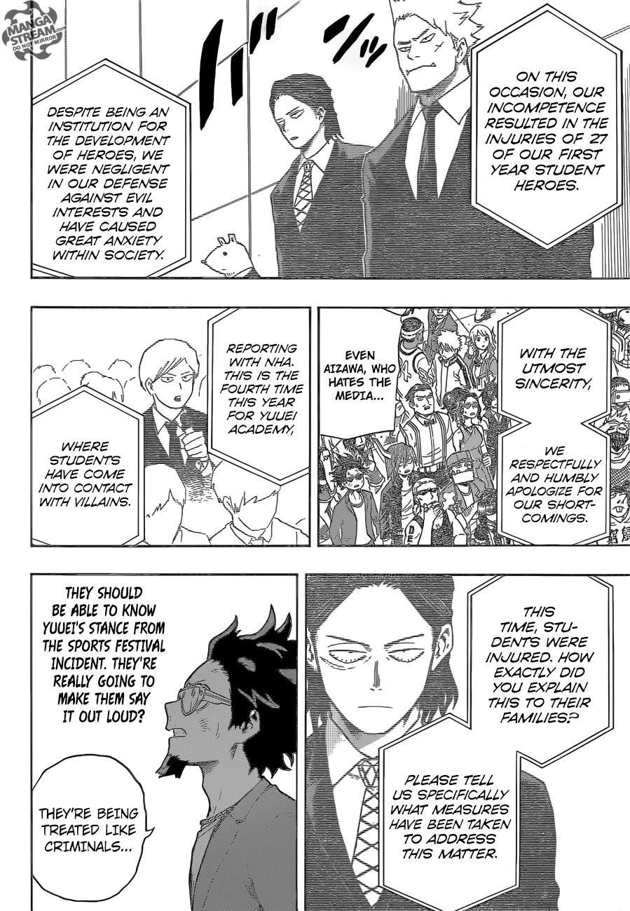 My Hero Academia, Chapter 85 image 011