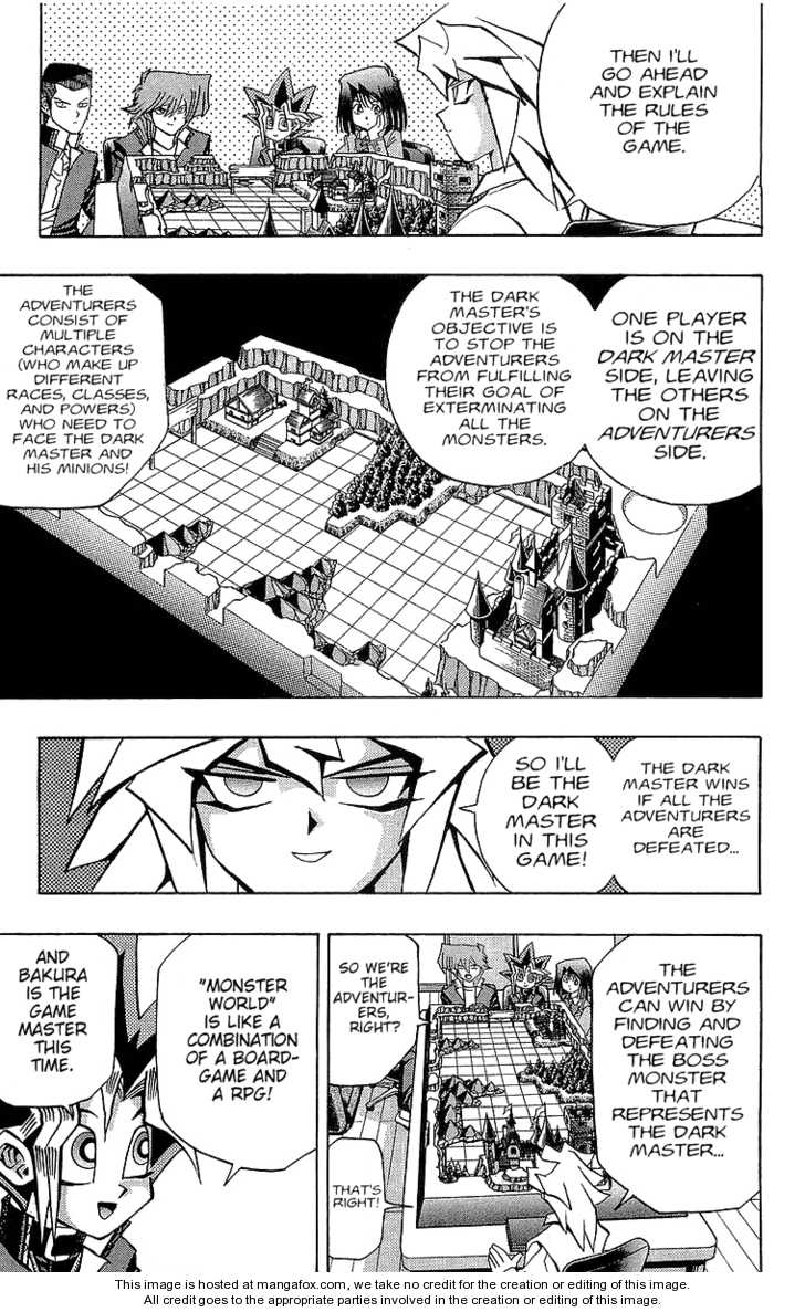 Yu Gi Oh, Chapter Vol.06 Ch.051 - The Millenium Enemy (Part 2) image 004