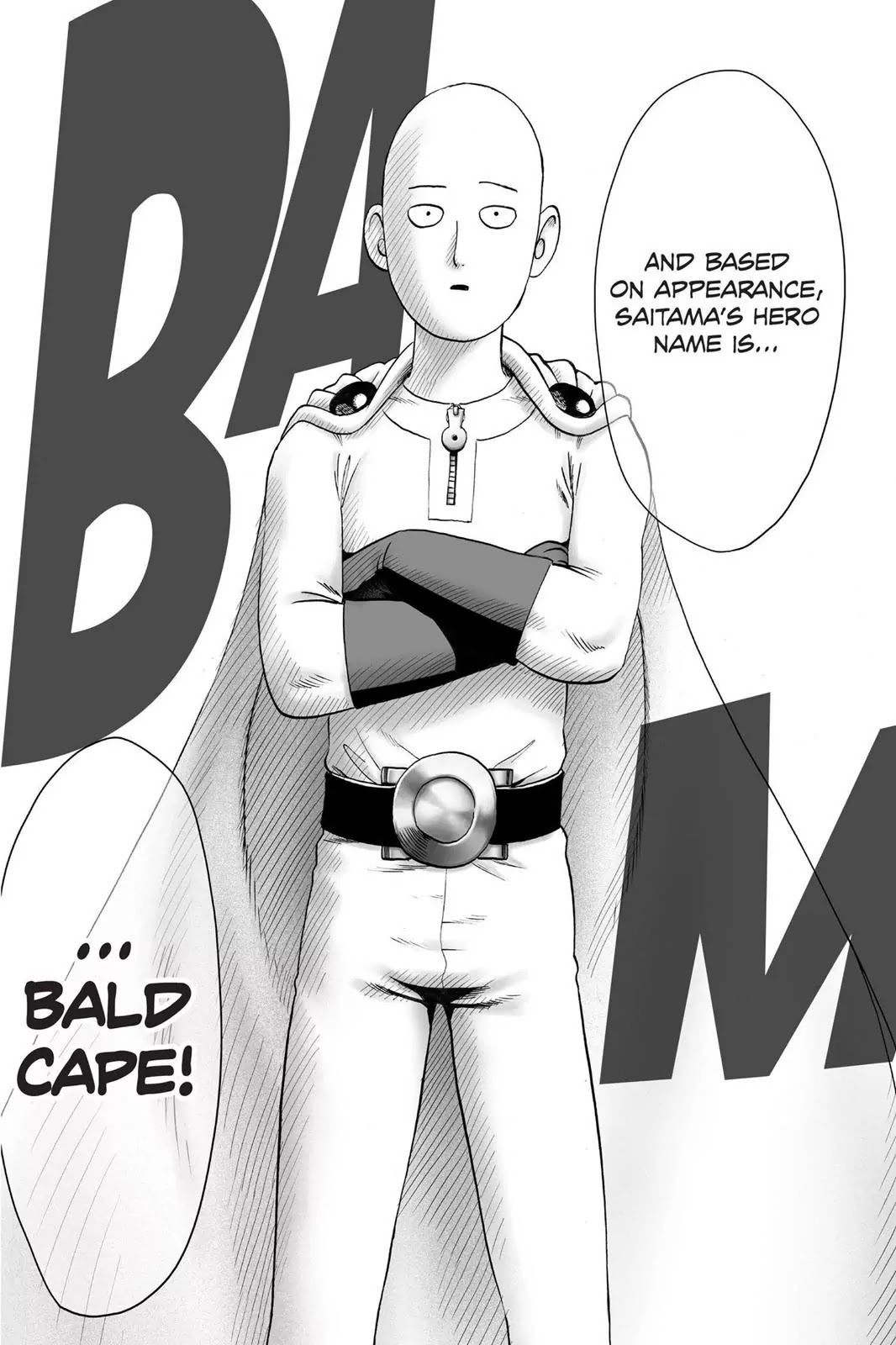 One Punch Man, Chapter Onepunch-Man 45 image 021