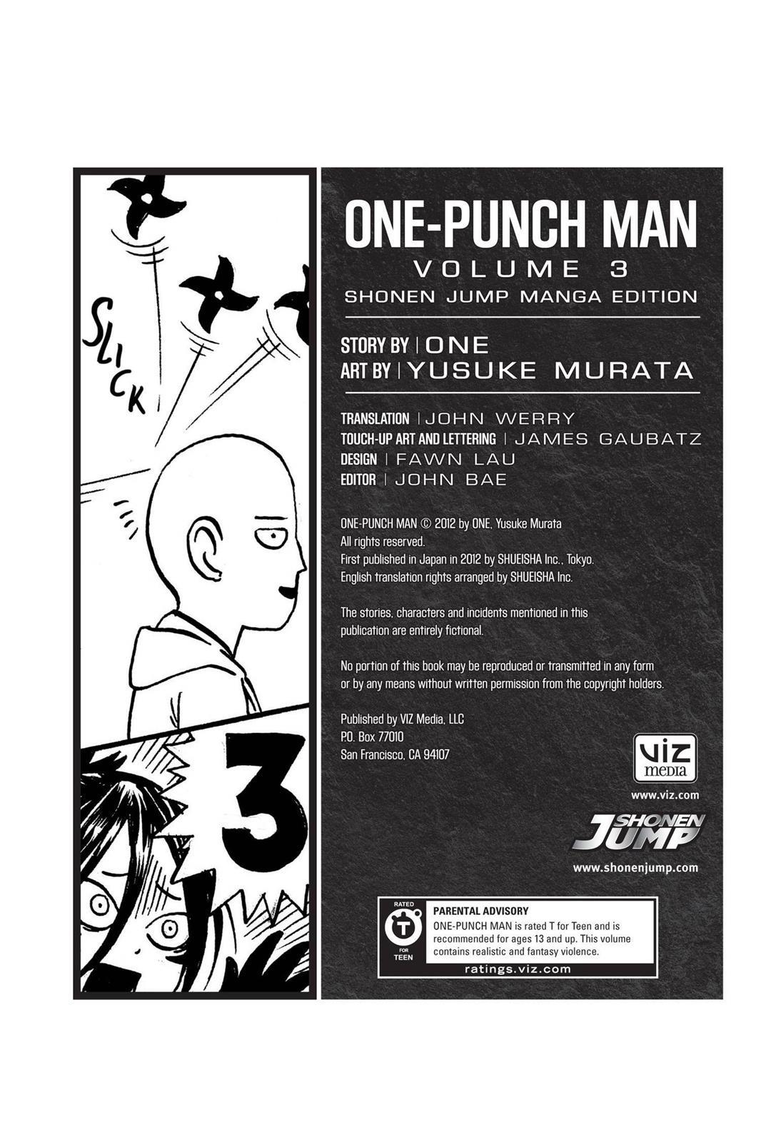One Punch Man, Chapter Onepunch-Man 20.6 image 032