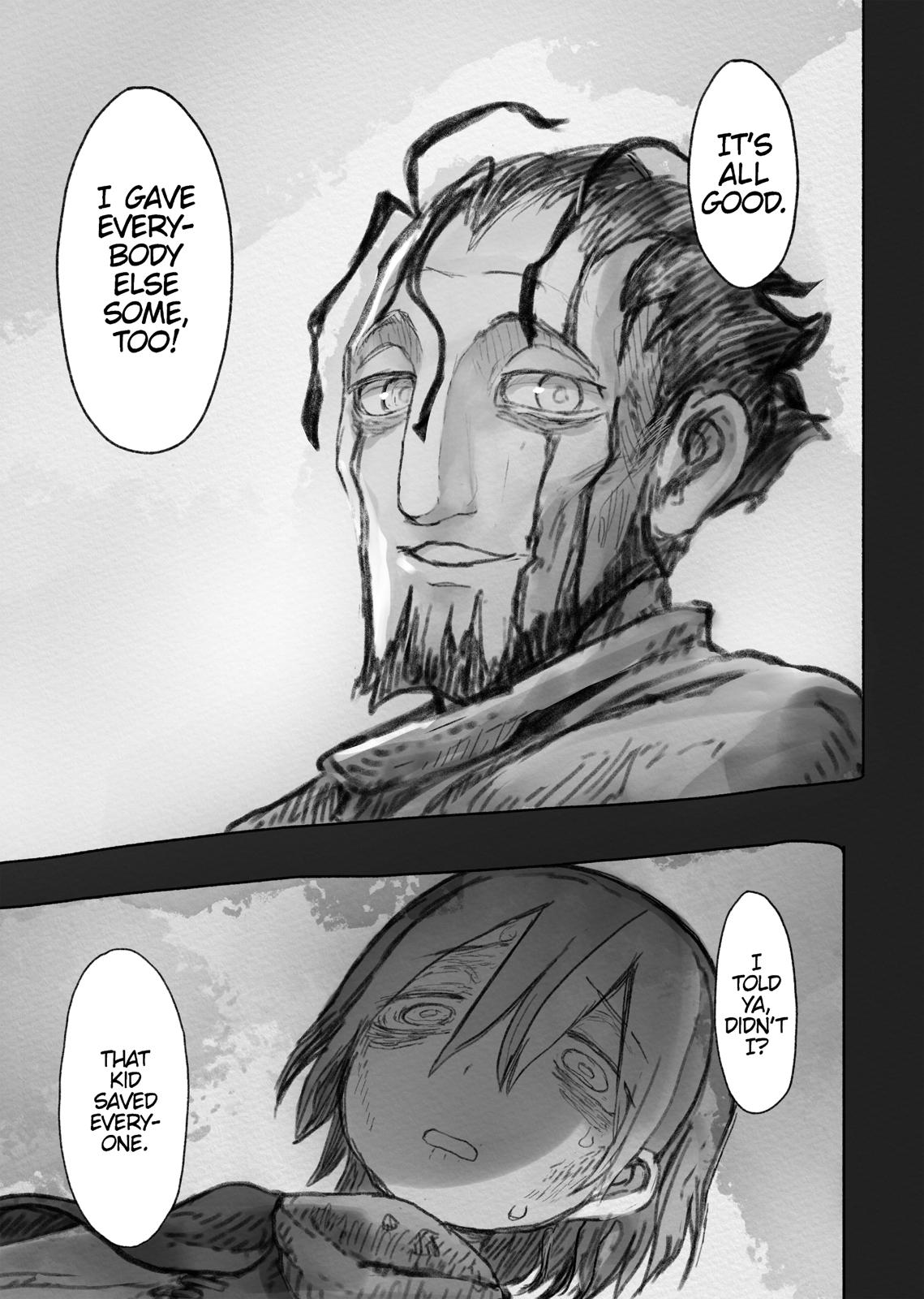 Made In Abyss, Chapter Hello,Abyss 50 image 029