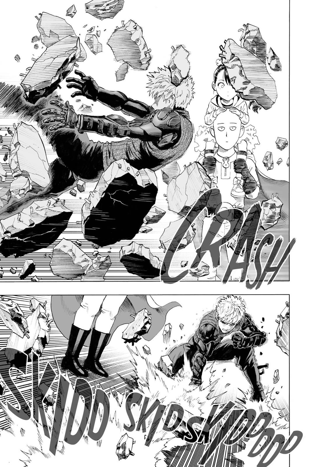 One Punch Man, Chapter Onepunch-Man 40.5 image 015