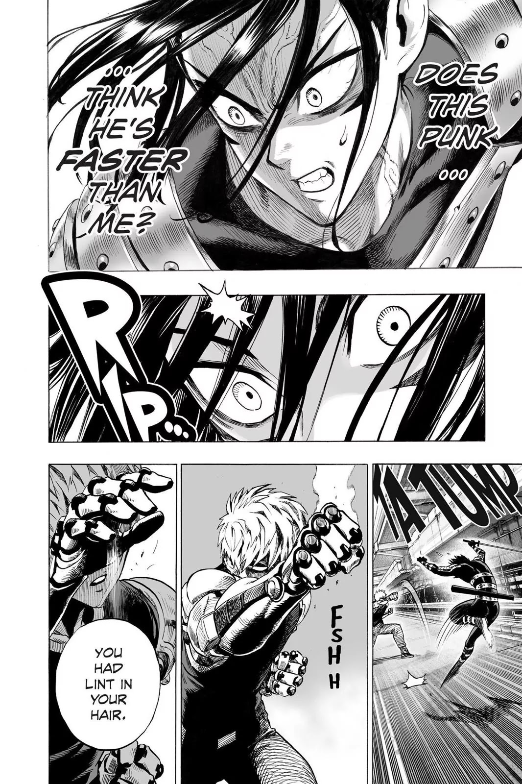 One Punch Man, Chapter Onepunch-Man 44 image 012