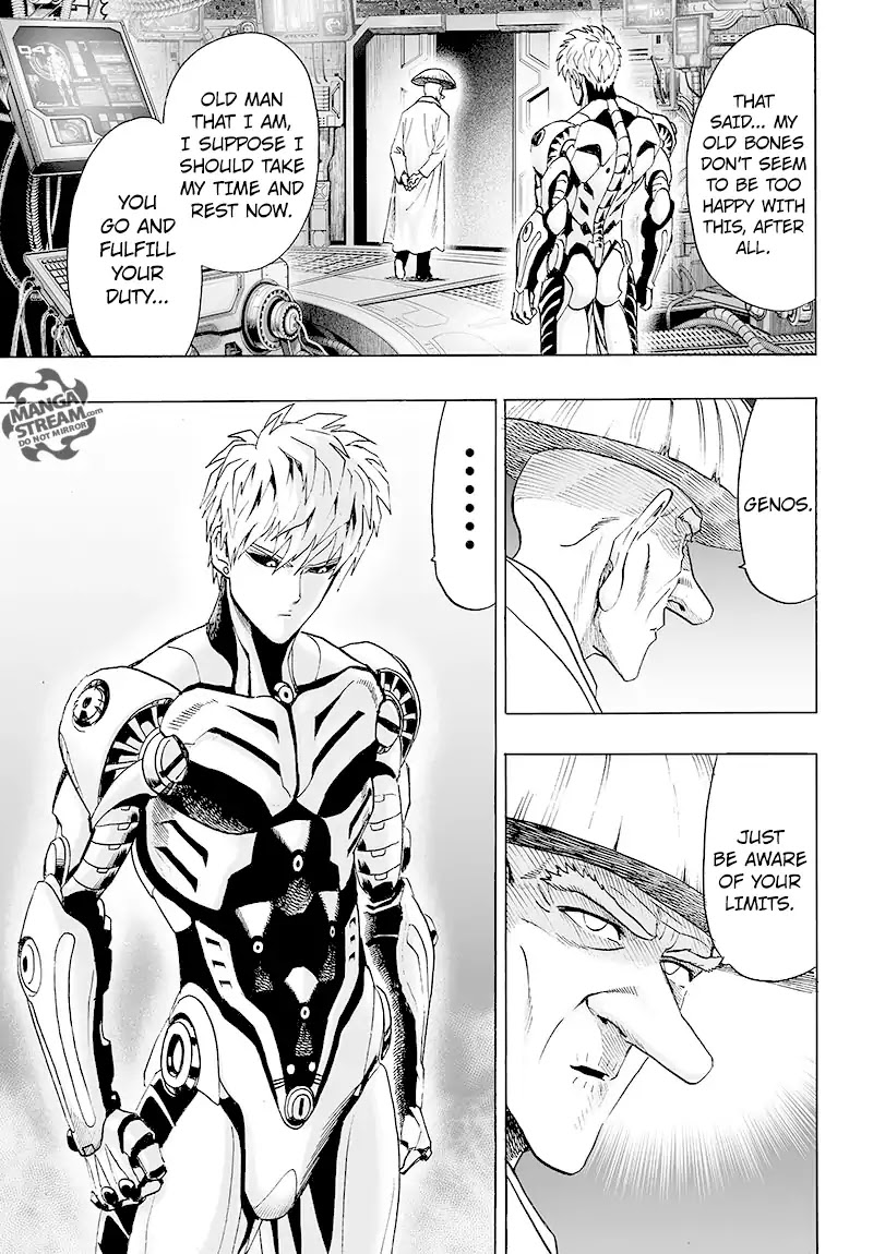 One Punch Man, Chapter Onepunch-Man 80 image 006