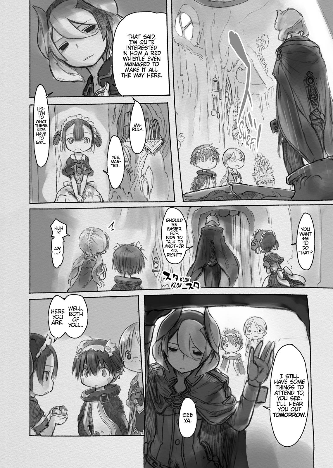 Made In Abyss, Chapter Hello,Abyss 13 image 008