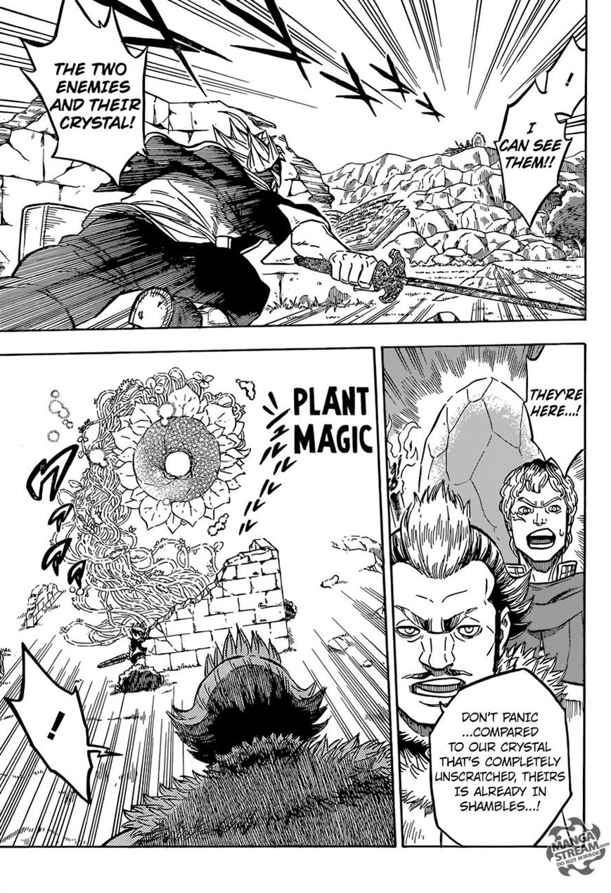 Black Clover, Chapter 114 The Flower of Oath image 010