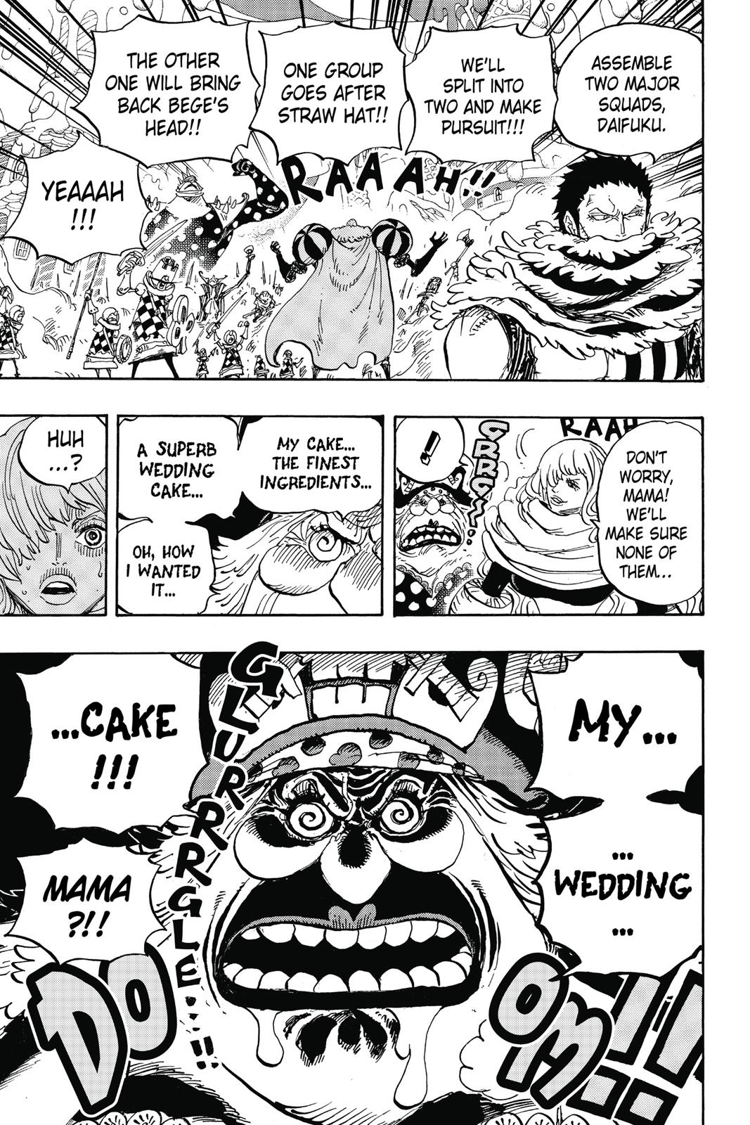 One Piece, Chapter 872 image 017