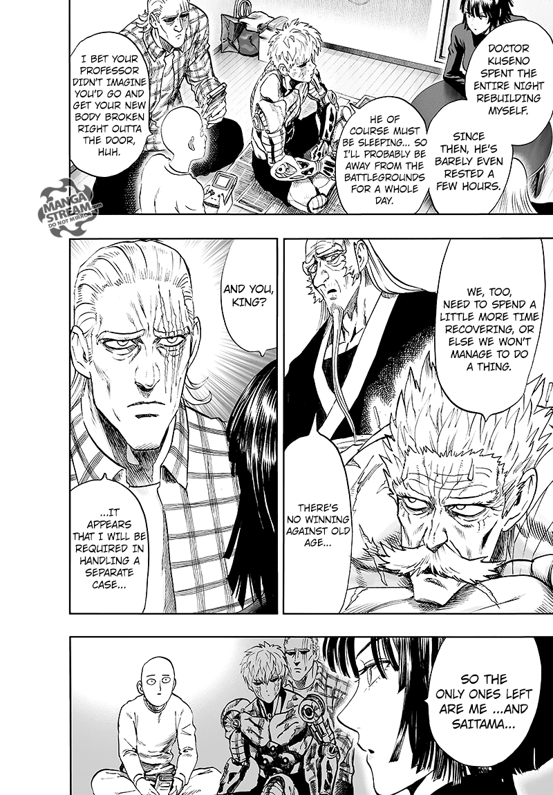 One Punch Man, Chapter Onepunch-Man 85 image 038