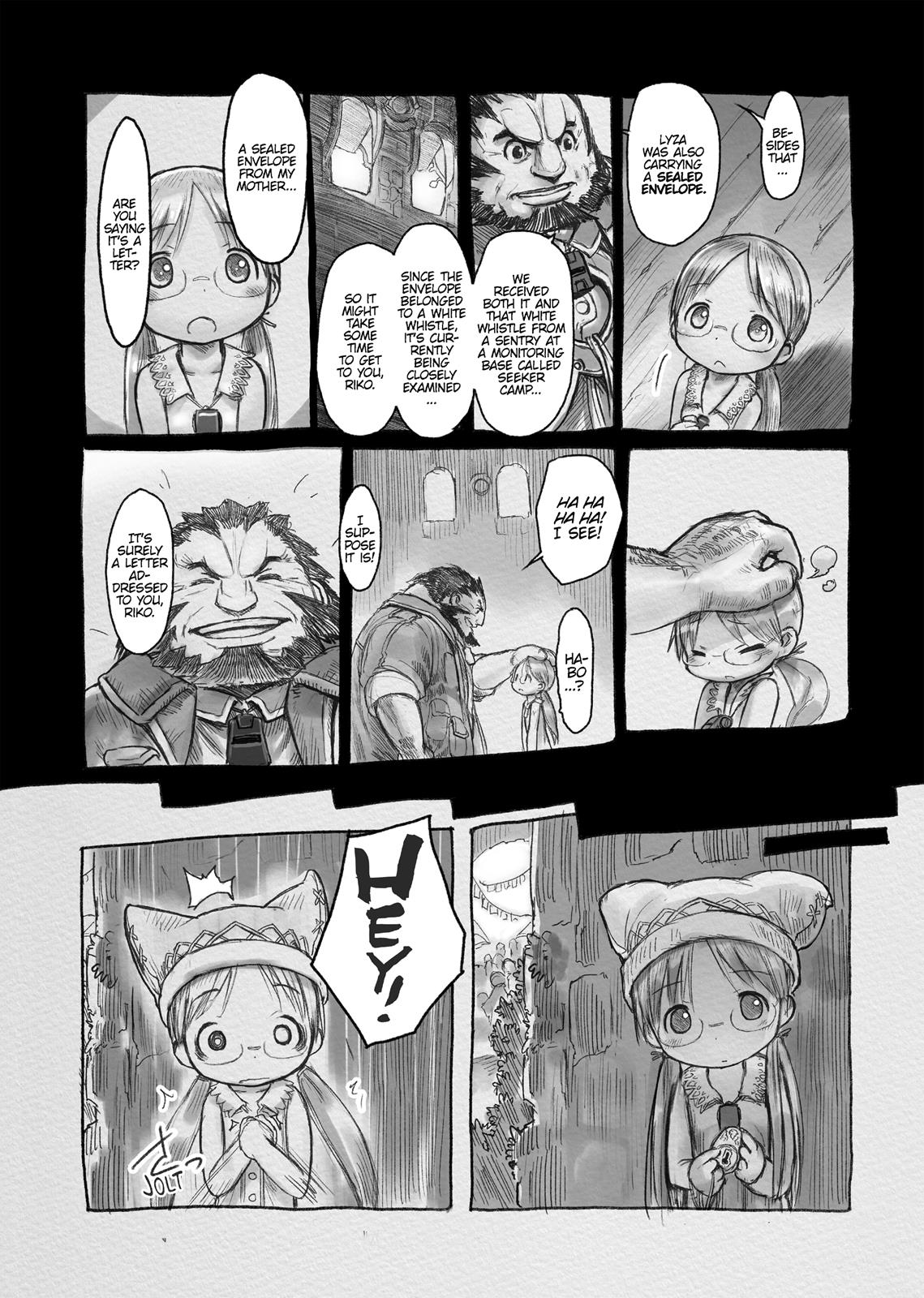 Made In Abyss, Chapter Hello,Abyss 5 image 008