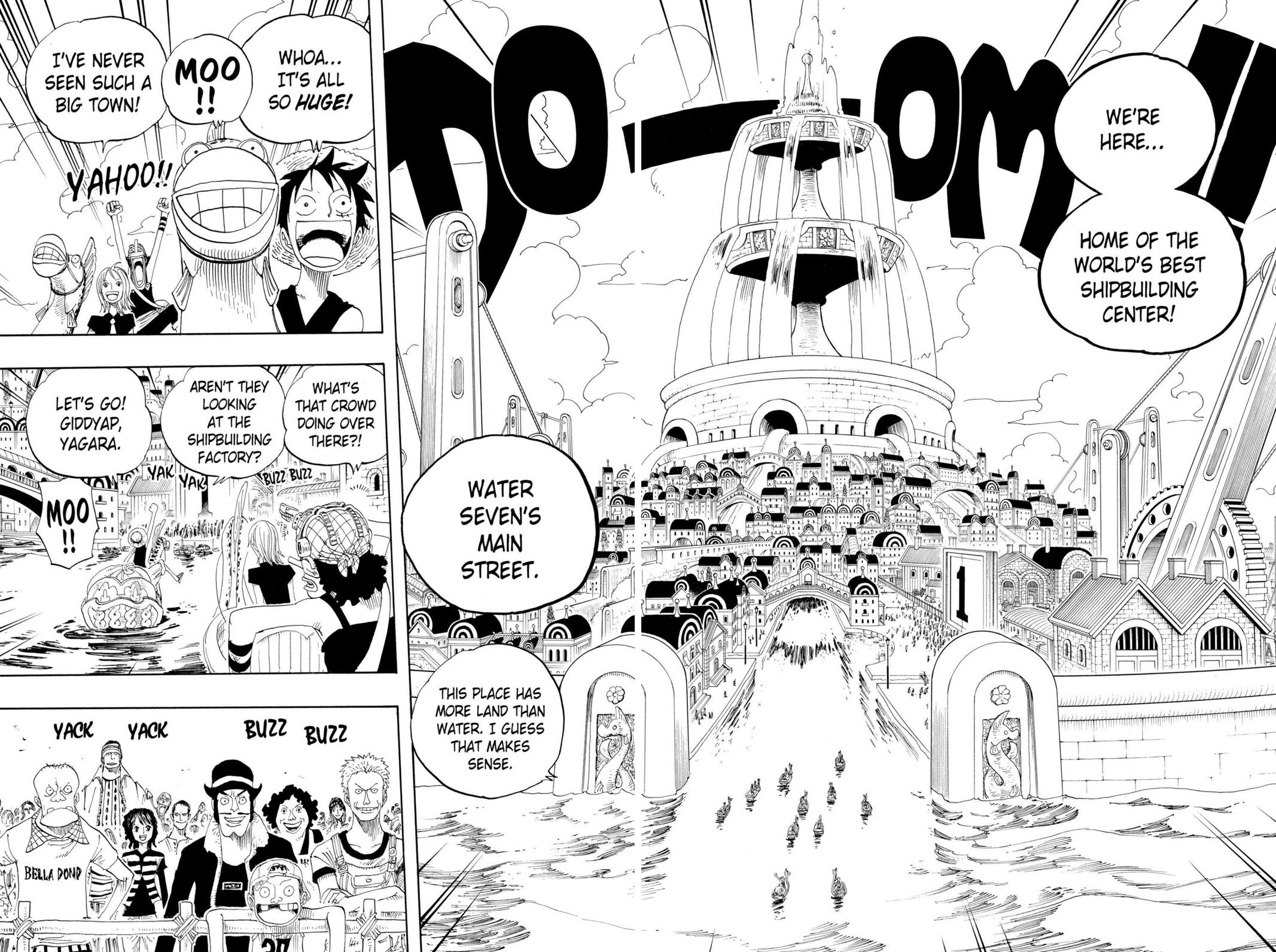 One Piece, Chapter 324 image 016