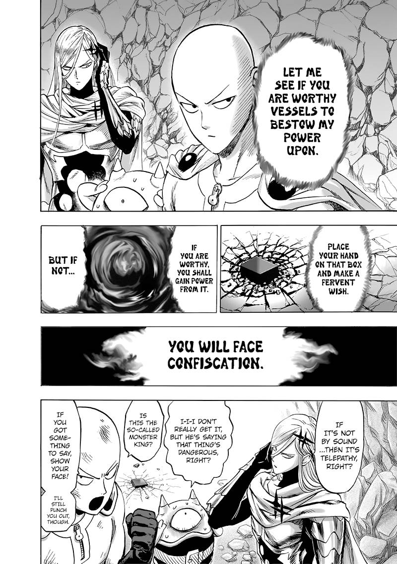 One Punch Man, Chapter 139 image 005