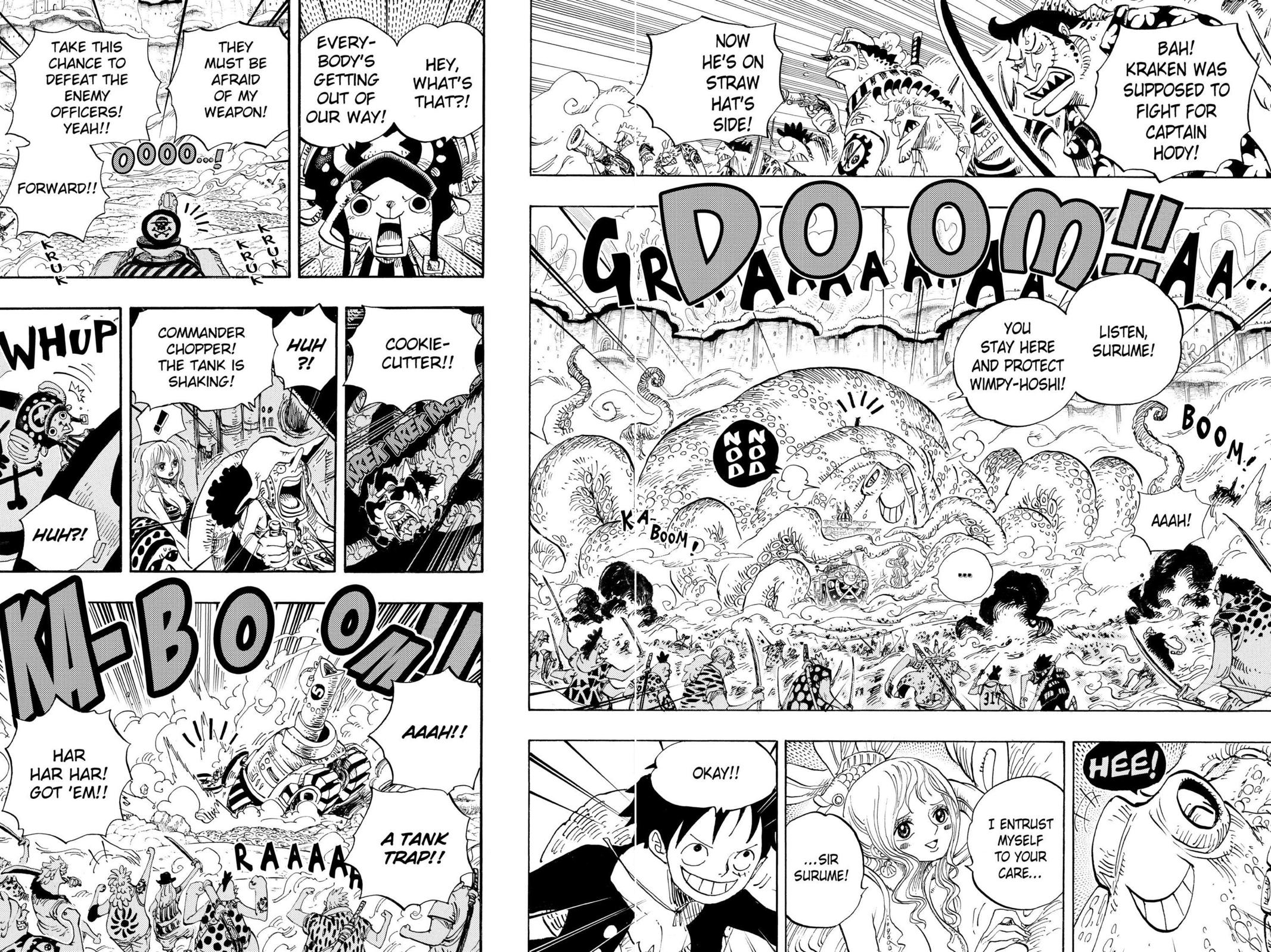 One Piece, Chapter 636 image 002