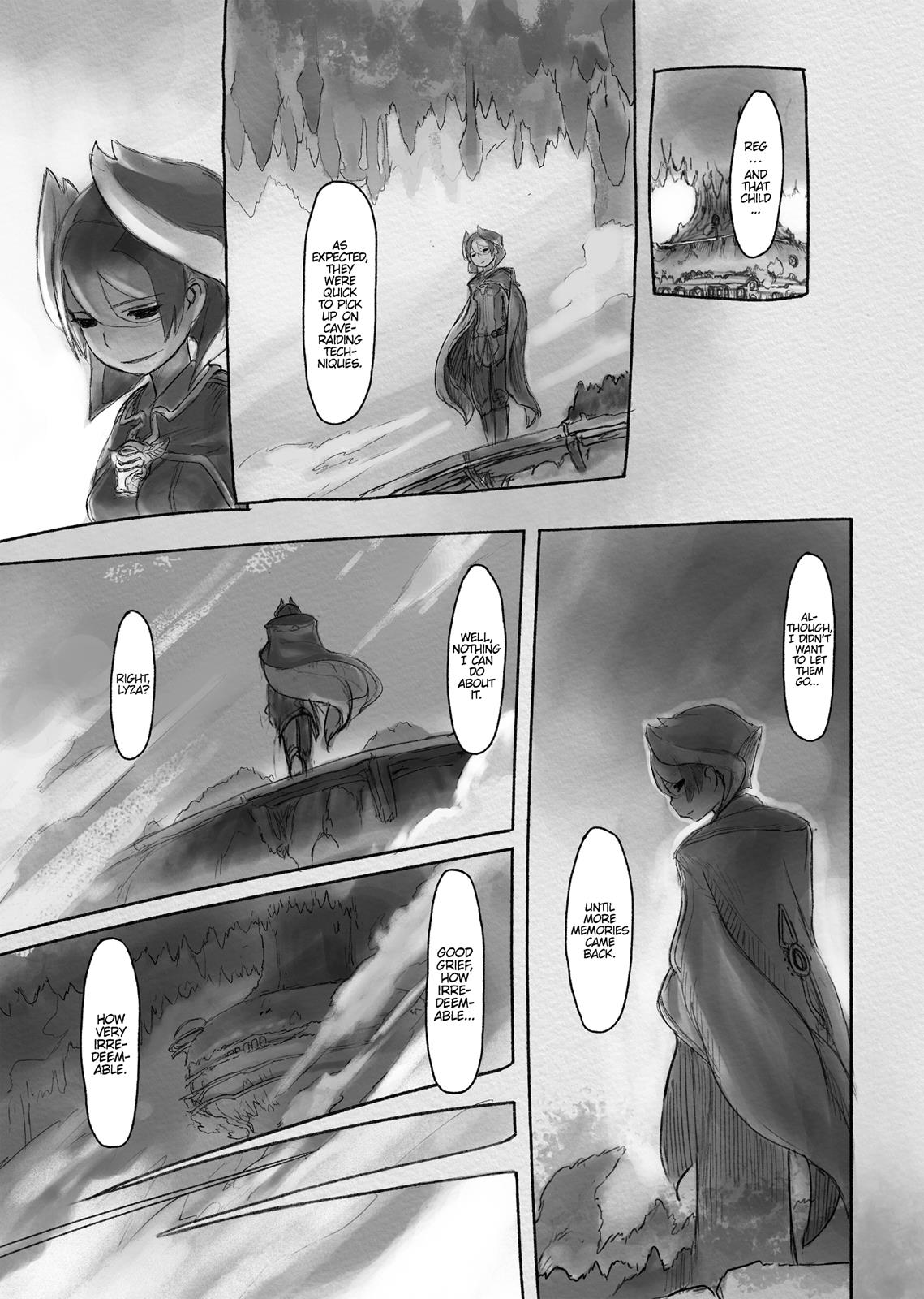 Made In Abyss, Chapter Hello,Abyss 17 image 023