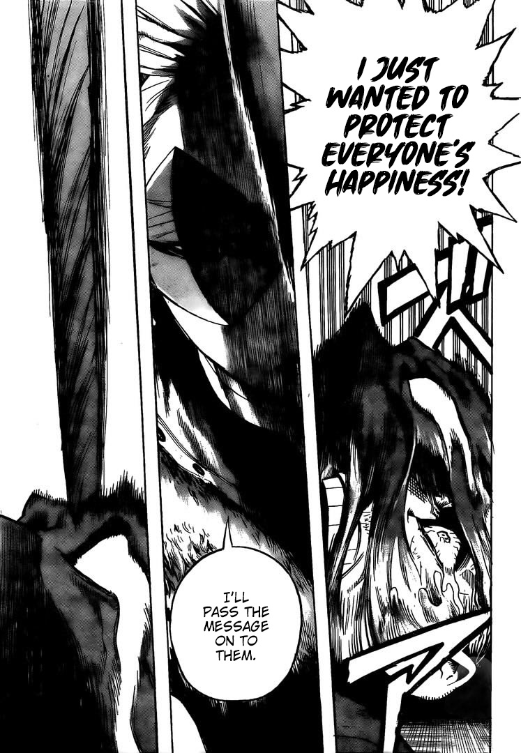 My Hero Academia, Chapter 265 image 015