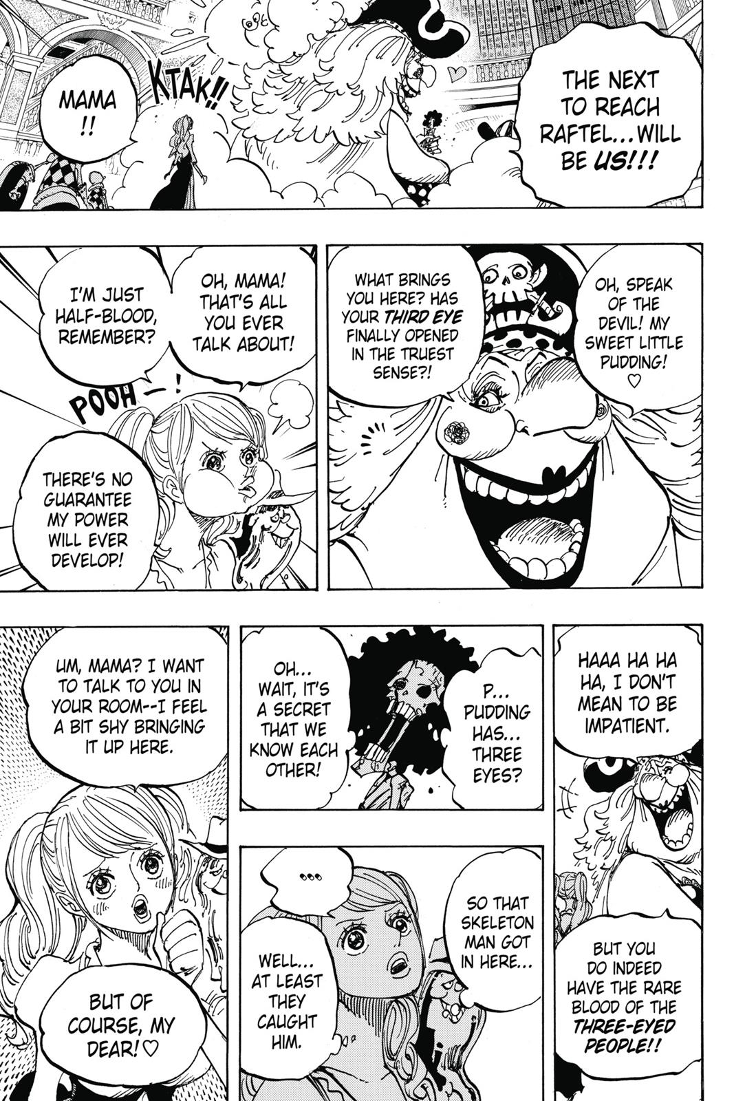 One Piece, Chapter 853 image 004