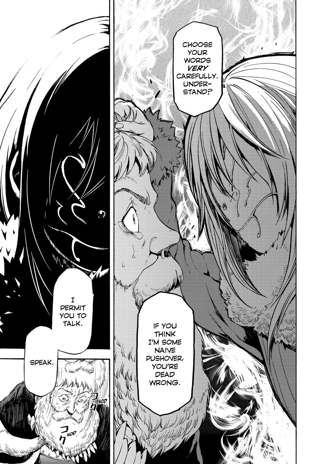 That Time I Got Reincarnated As A Slime, Chapter 66 image 022