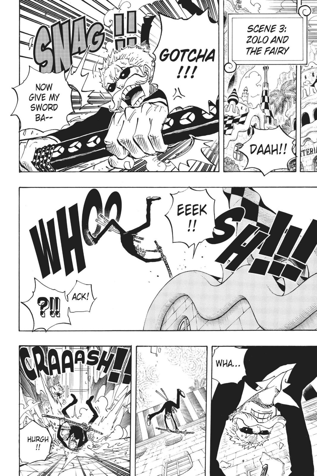 One Piece, Chapter 705 image 012