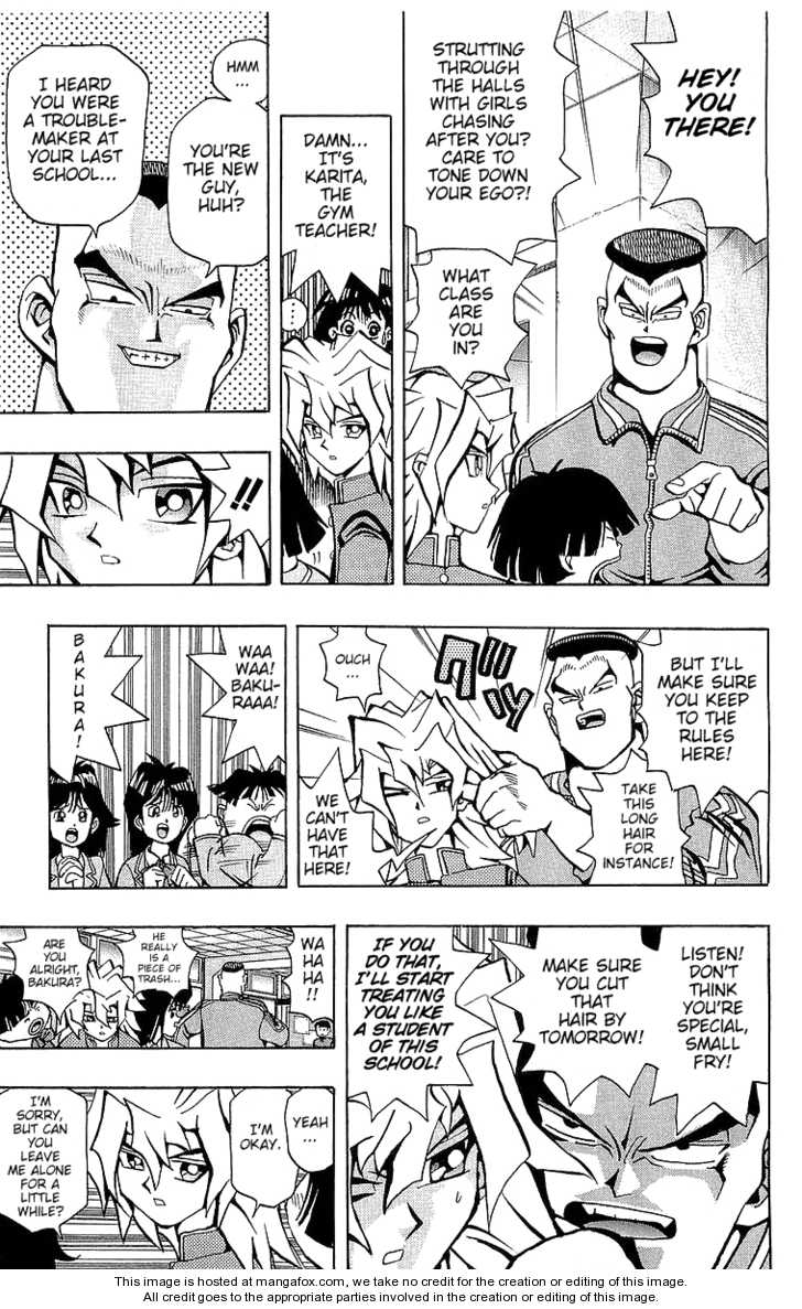 Yu Gi Oh, Chapter Vol.06 Ch.050 - The Milennium Enemy (Part 1) image 007