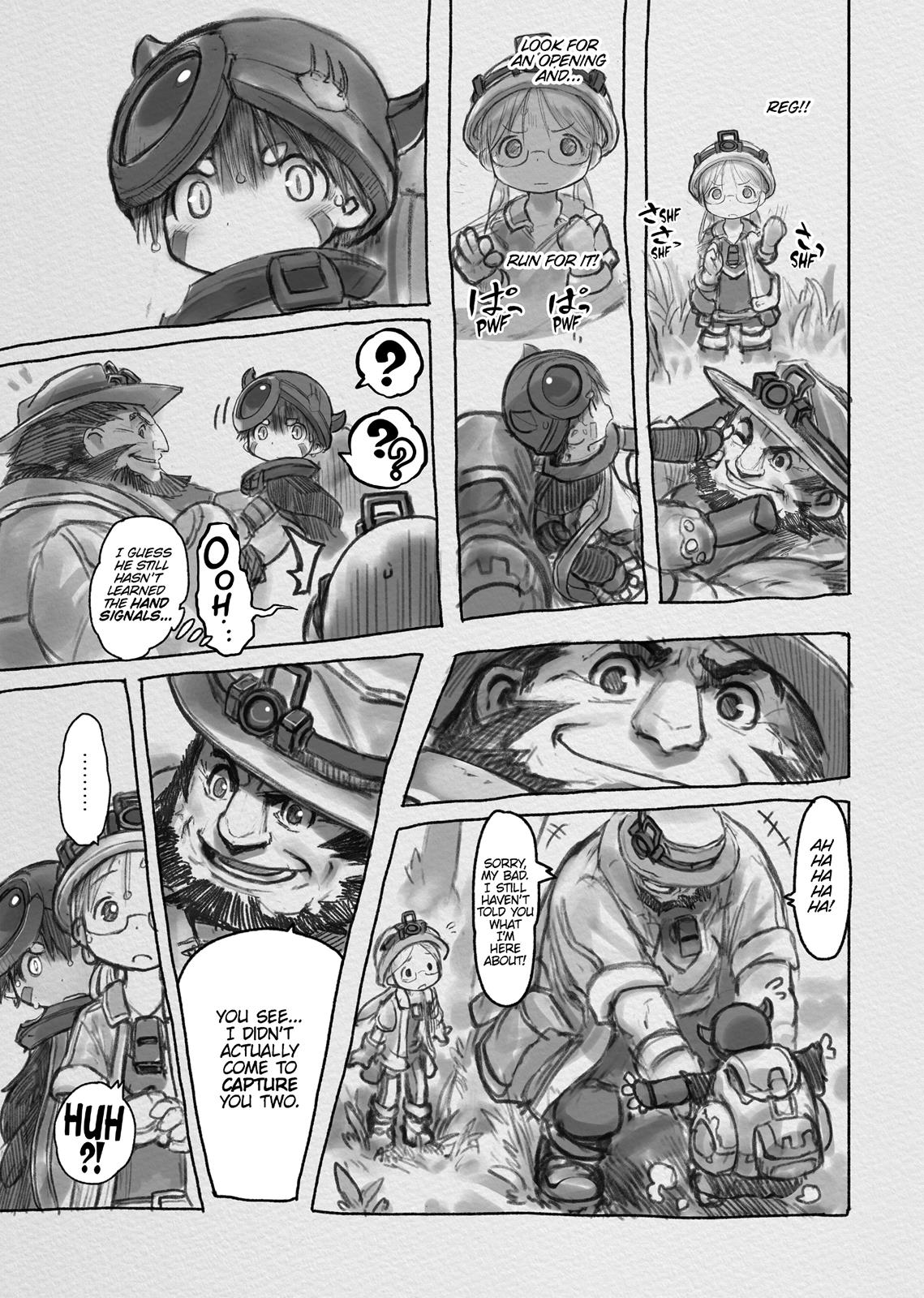 Made In Abyss, Chapter Hello,Abyss 10 image 003