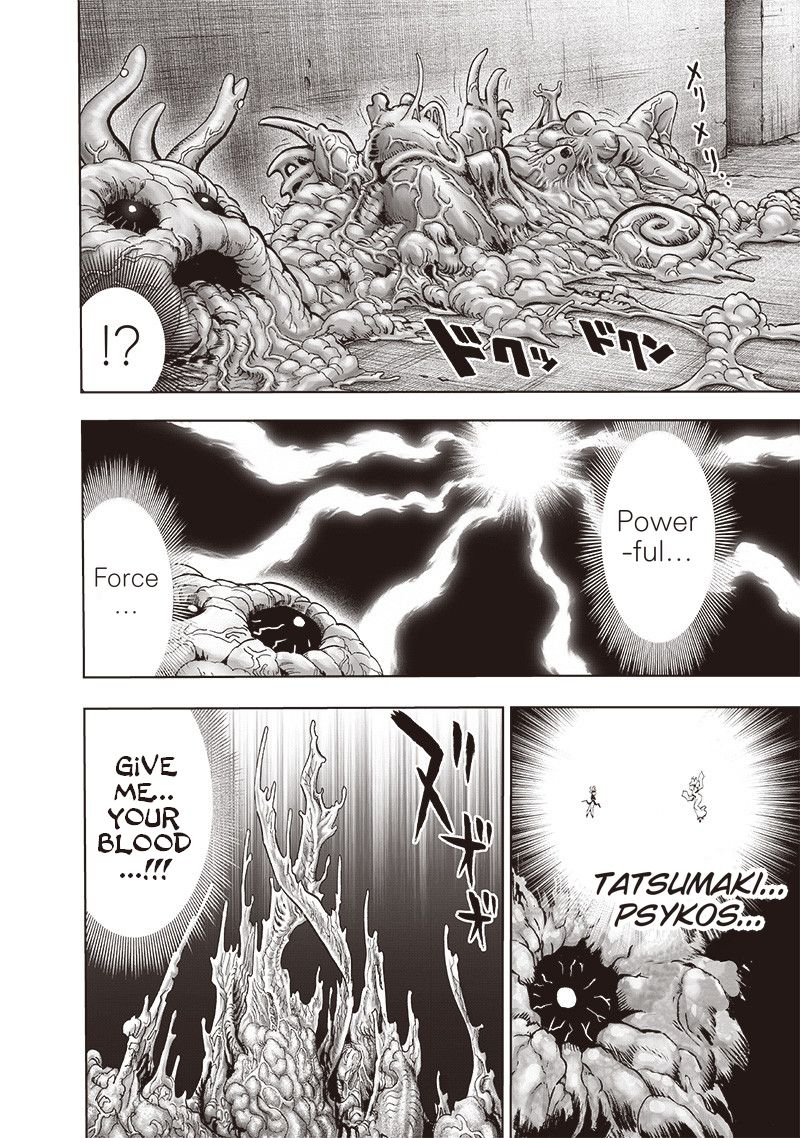 One Punch Man, Chapter One-Punch Man 127.2 image 021