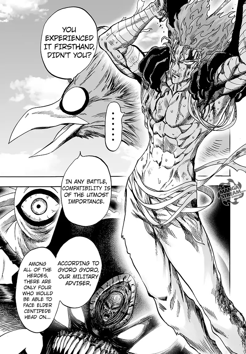 One Punch Man, Chapter Onepunch-Man 84 image 063