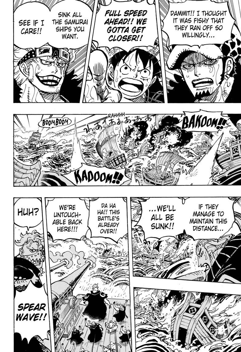 One Piece, Chapter 976 image 015