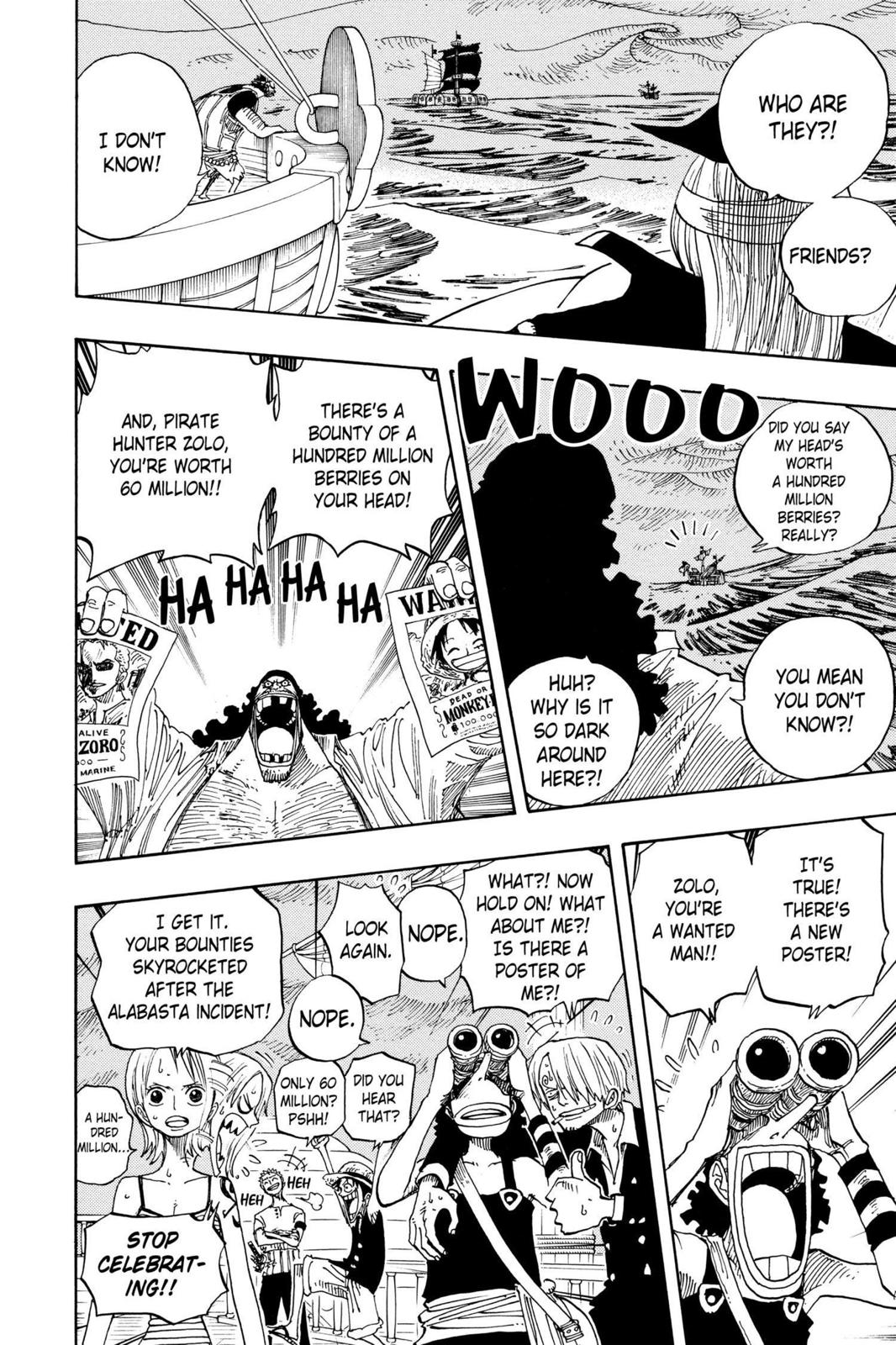 One Piece, Chapter 236 image 008