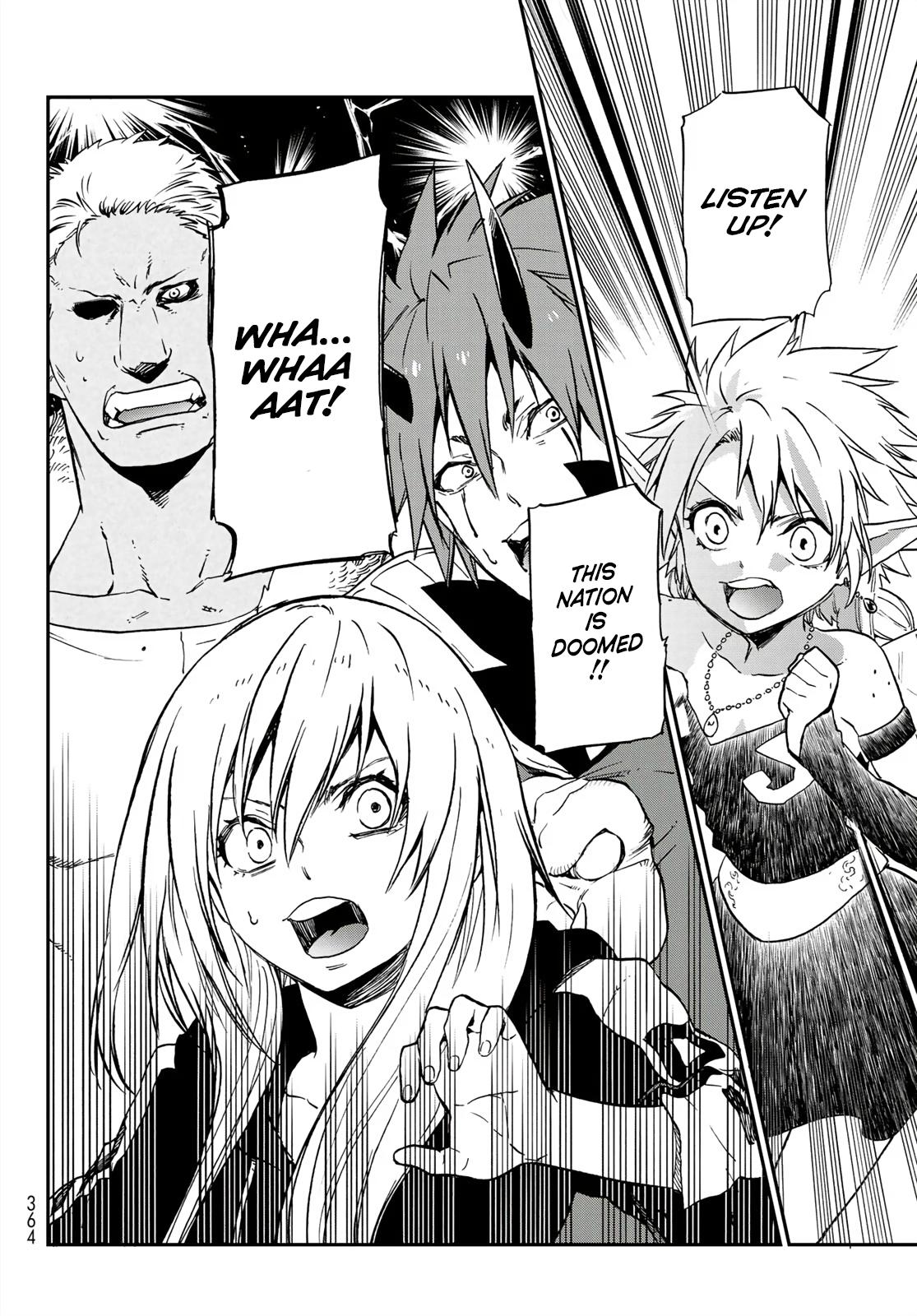 That Time I Got Reincarnated As A Slime, Chapter 75 image 016