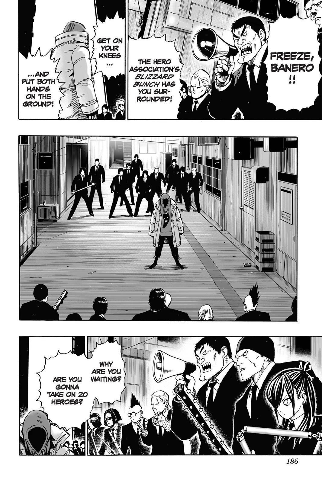 One Punch Man, Chapter Onepunch-Man 20.6 image 008