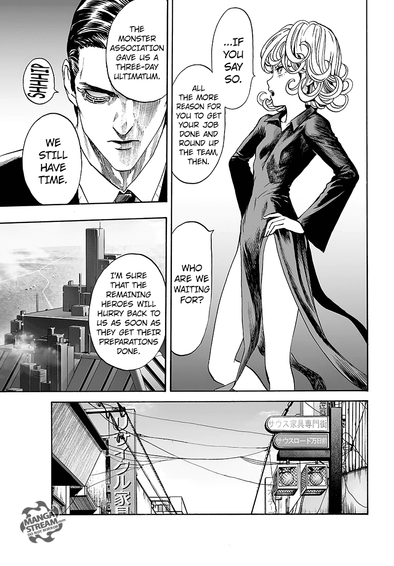 One Punch Man, Chapter Onepunch-Man 85 image 014