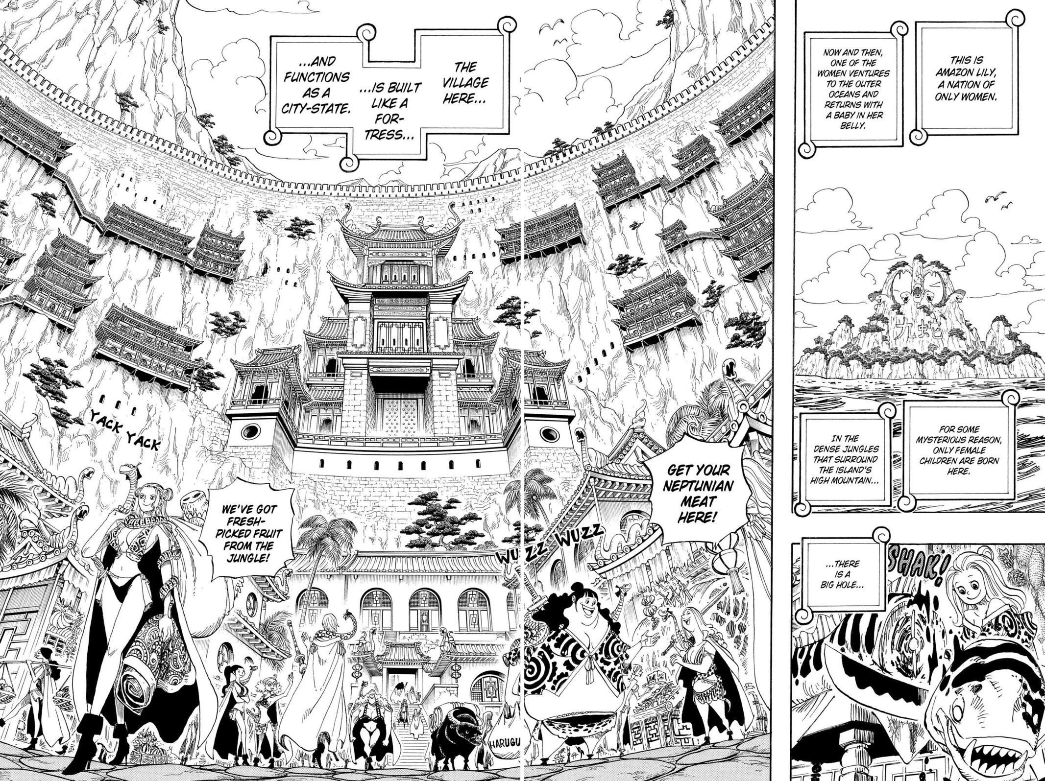 One Piece, Chapter 515 image 002