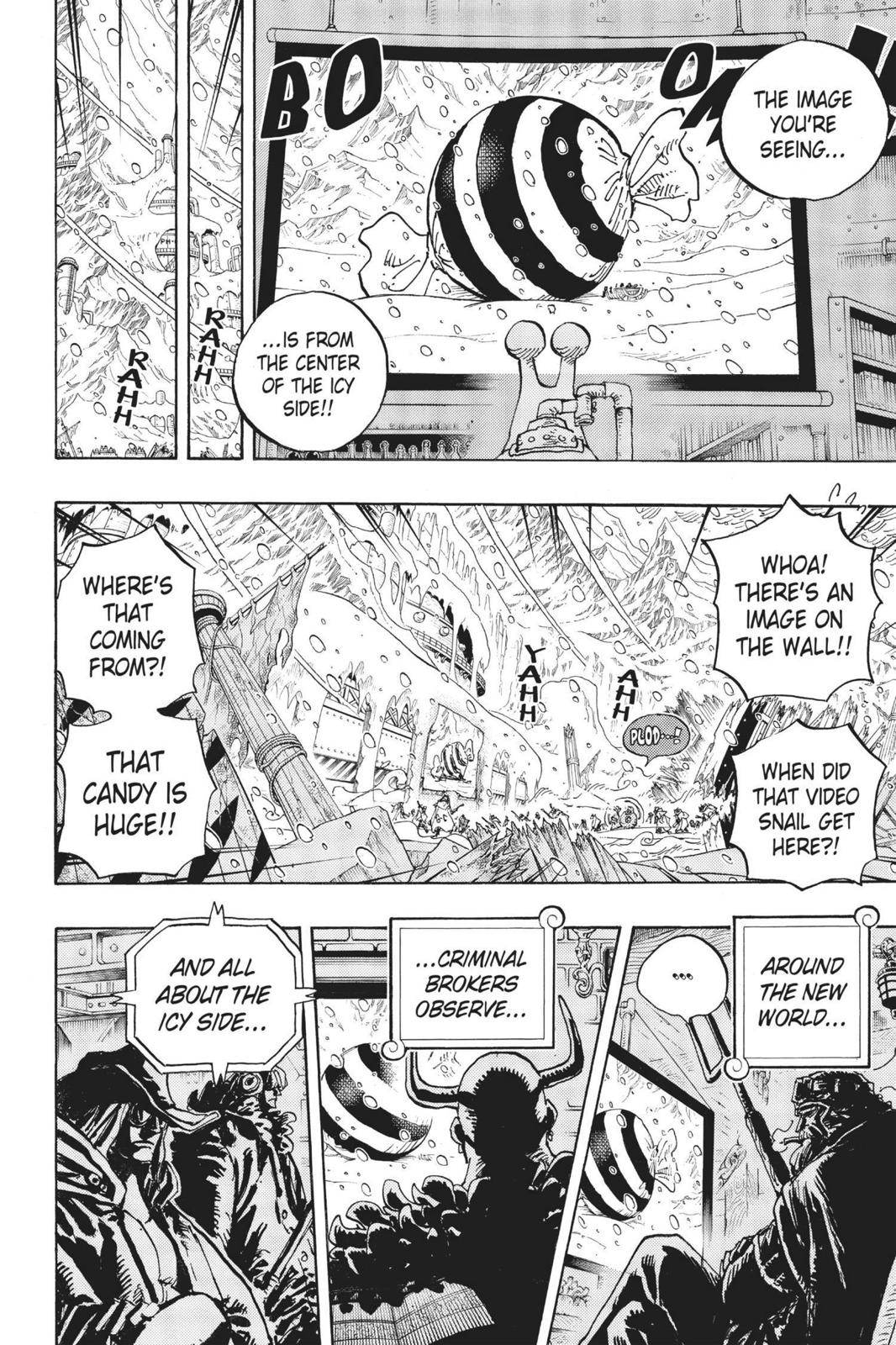 One Piece, Chapter 675 image 012