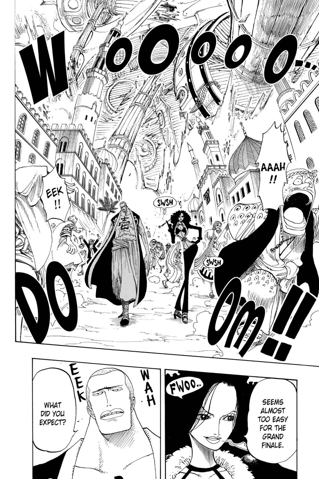 One Piece, Chapter 171 image 018