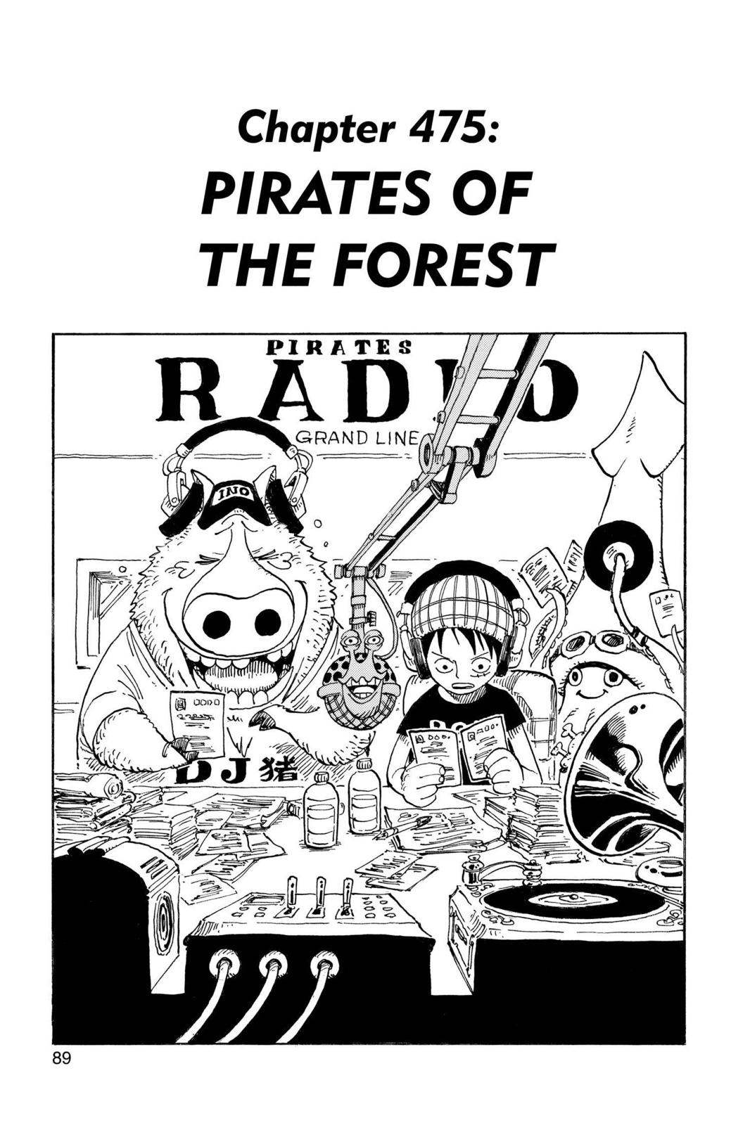 One Piece, Chapter 475 image 001