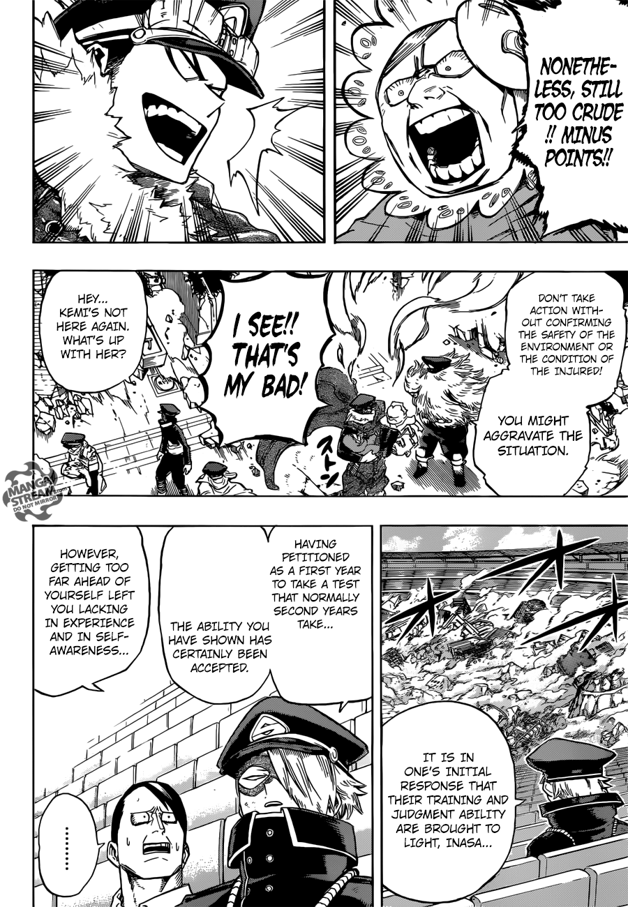 My Hero Academia, Chapter 110 image 004