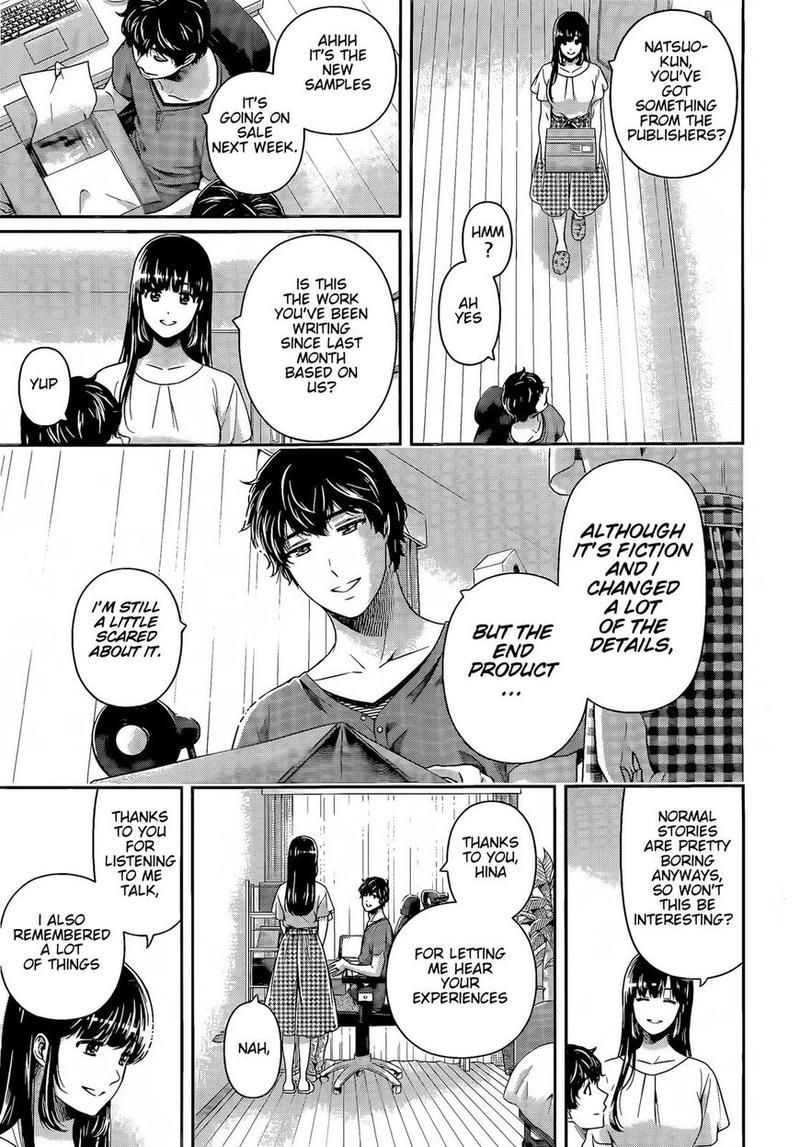 Domestic Na Kanojo, Chapter 277 - Domestic Girlfriend-End image 016