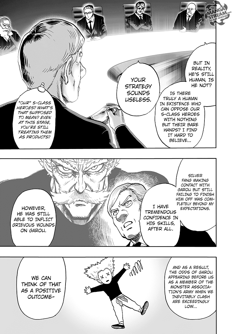 One Punch Man, Chapter Onepunch-Man 85 image 004