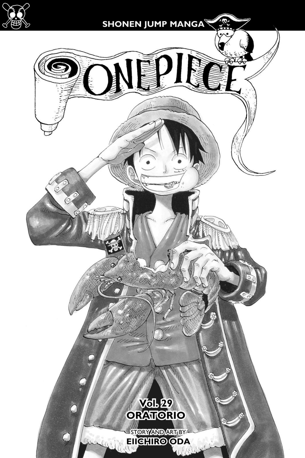One Piece, Chapter 265 image 004