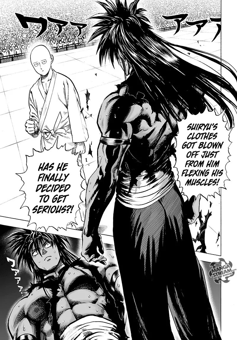 One Punch Man, Chapter Onepunch-Man 71 image 004