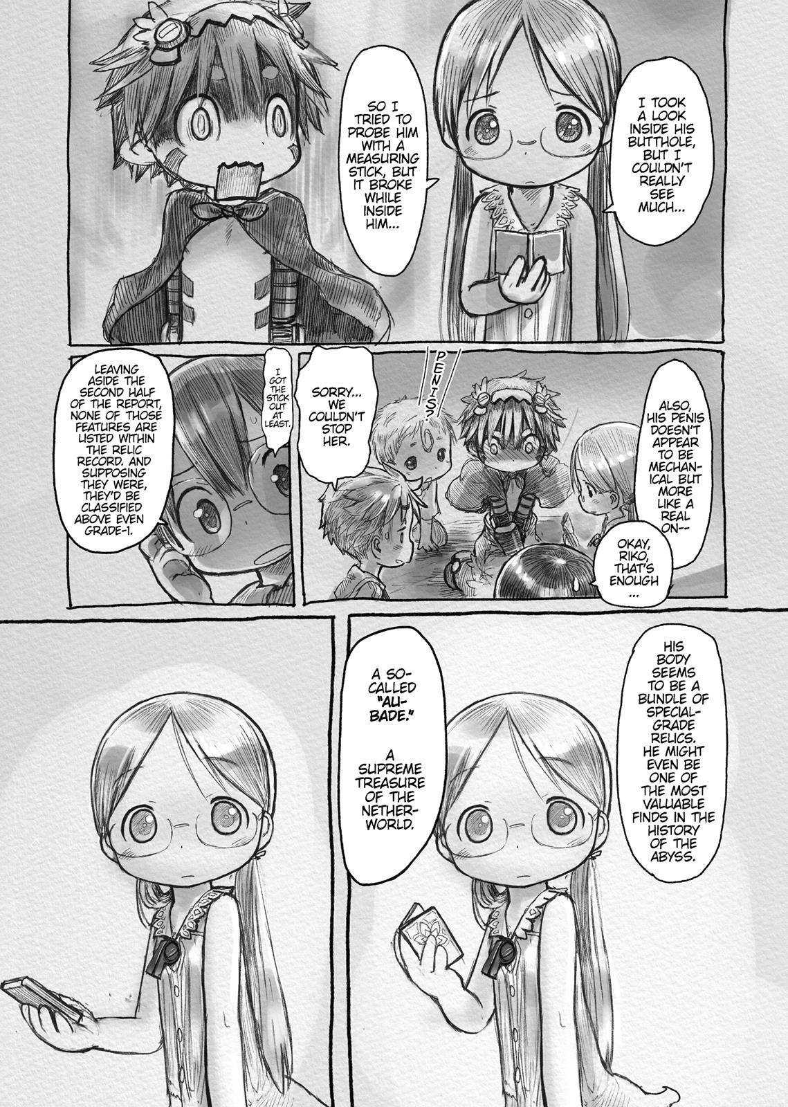 Made In Abyss, Chapter Hello,Abyss 4 image 009