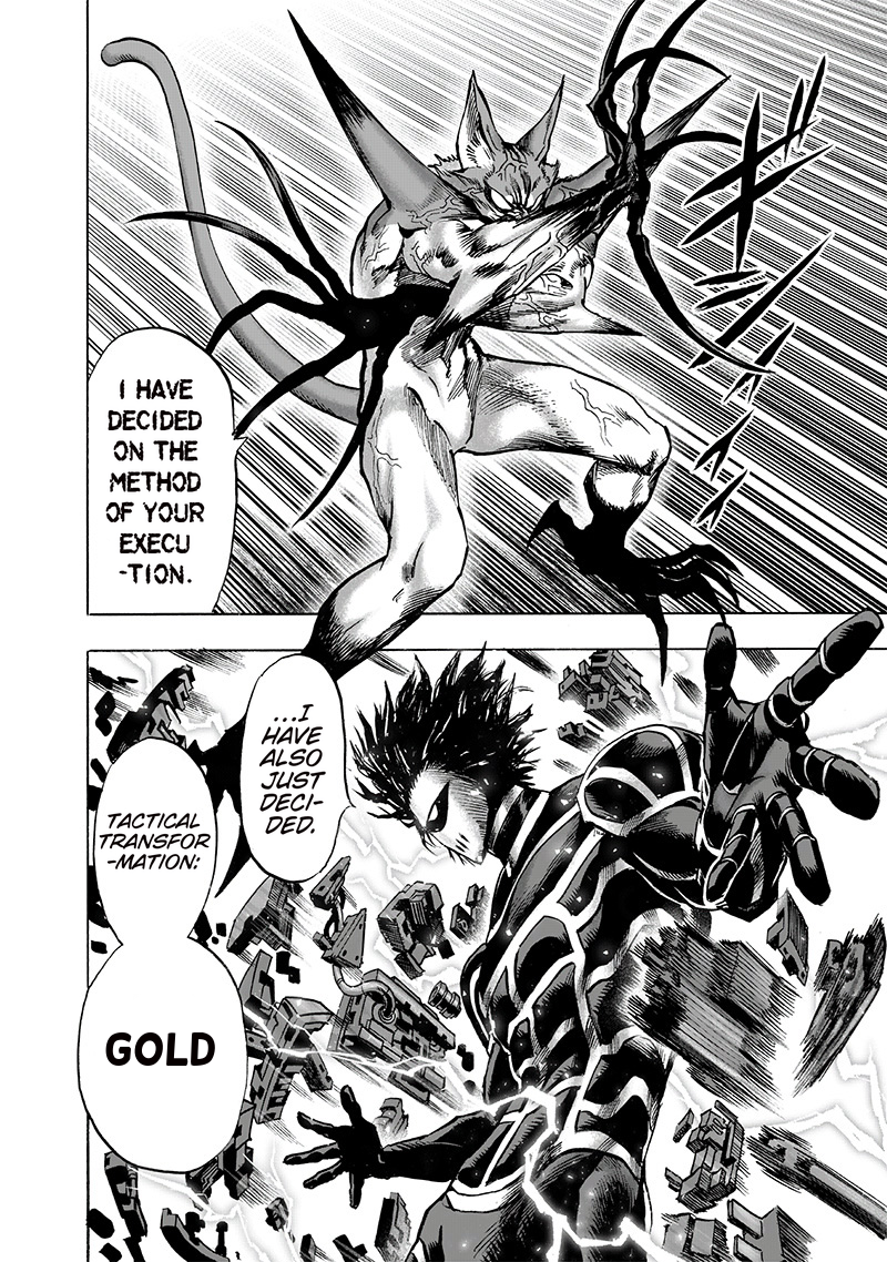 One Punch Man, Chapter One-Punch Man 118 image 017