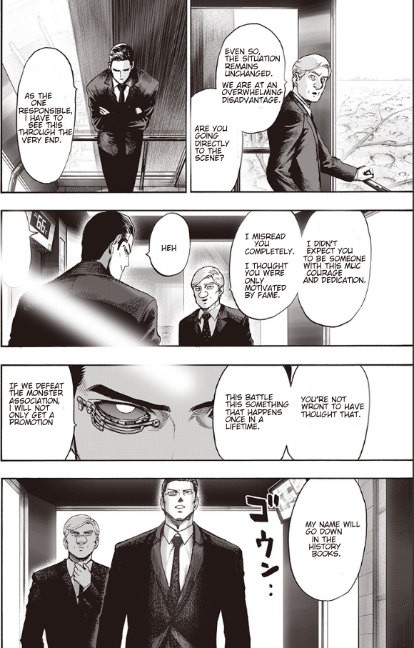One Punch Man, Chapter Onepunch-Man 93 image 034