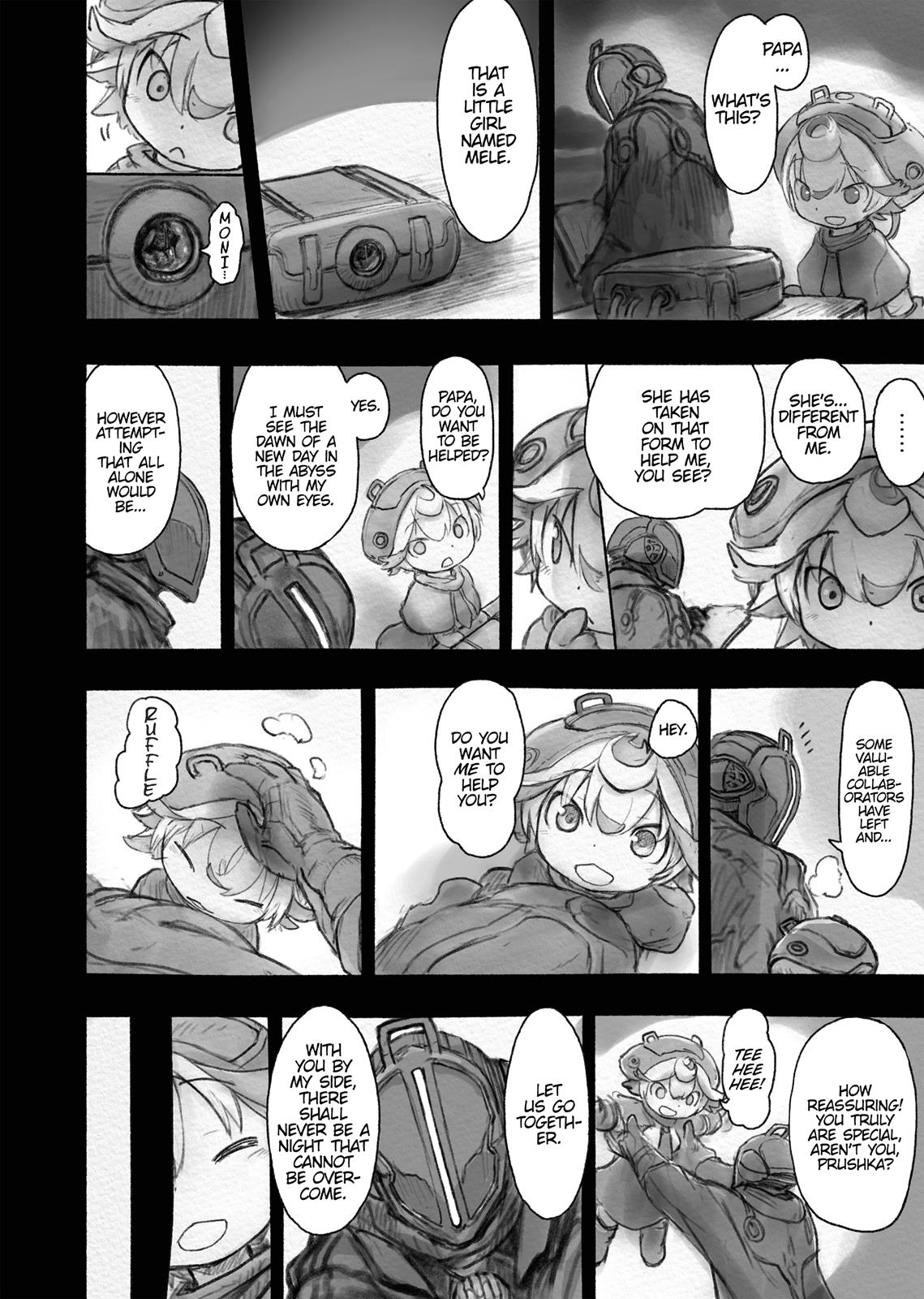 Made In Abyss, Chapter Hello,Abyss 37 image 016