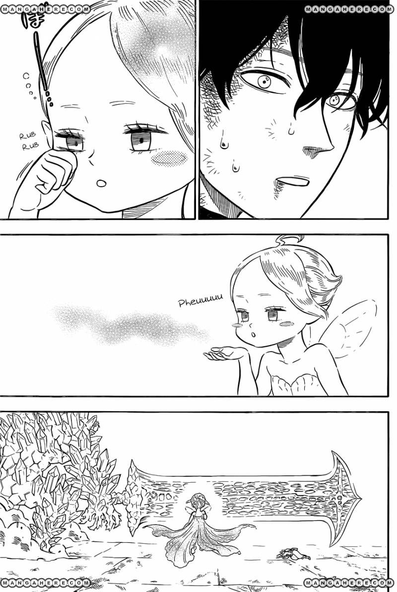 Black Clover, Chapter 20 One Moment image 011