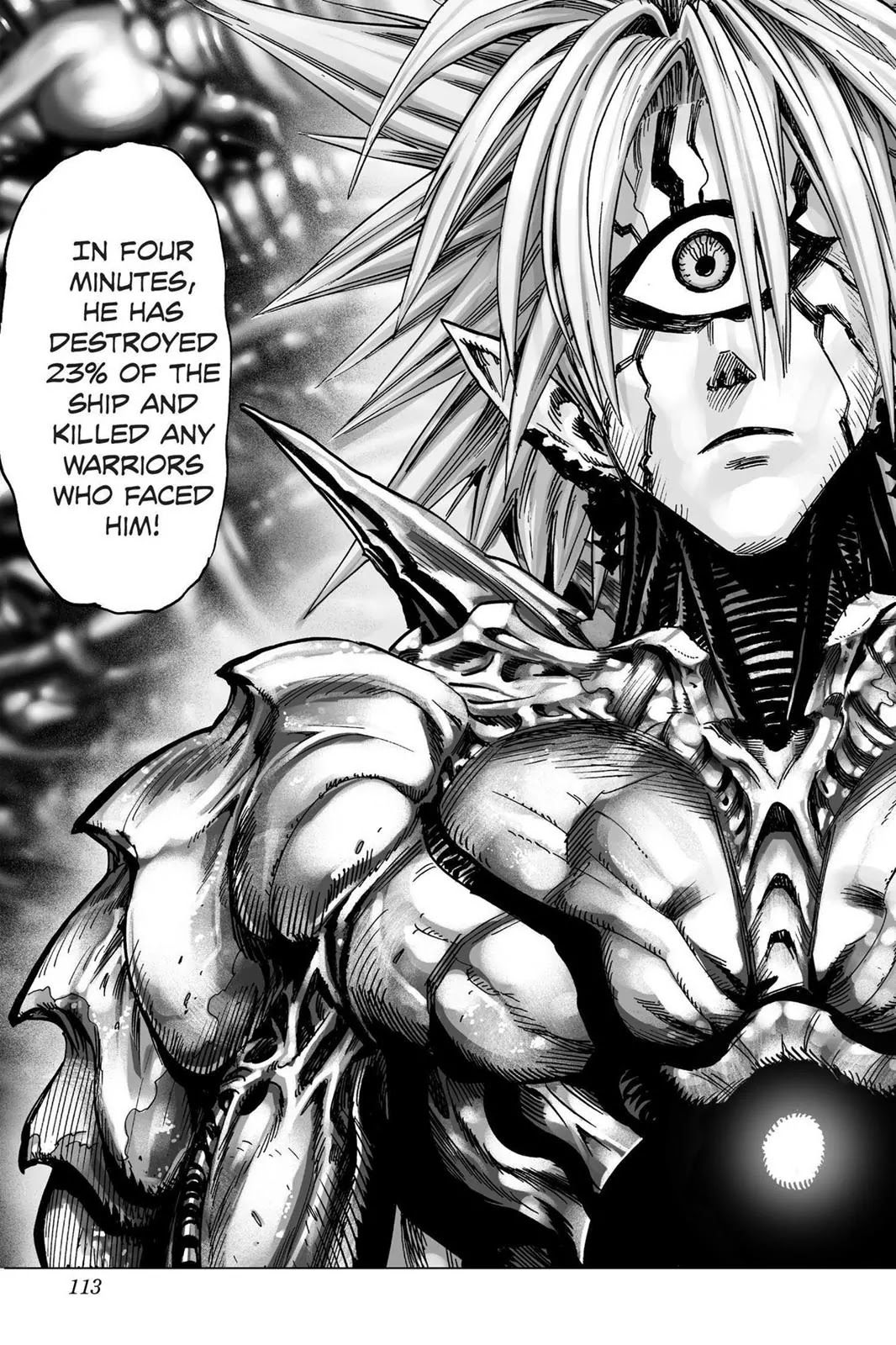 One Punch Man, Chapter Onepunch-Man 32 image 057